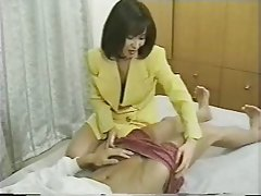 Japanese mature and boy 1