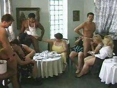 Great BBW Orgy Part 1