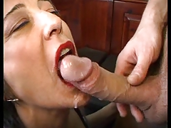 French mature housewife & the plumber (anal-fucked)