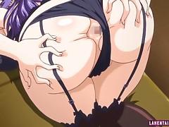 Hentai babe analed