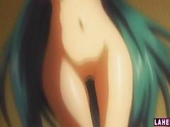 Hentai girl rides porn