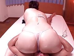 Japanese Super Boobs Mom Play Boy Vol.2(Oil Play)