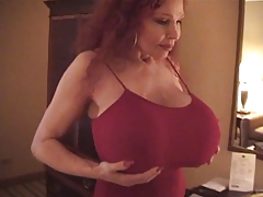 Teddi-Horny Aunt