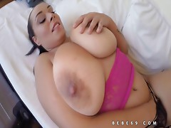 Big tits and ass Anastasia great oral