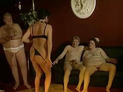 german swinger in club