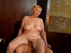 Old ladies fucked hard in full movie