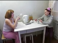 Maid And Mature Mom Lesbian Sex