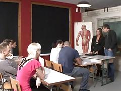 Susanne - Geile Schueler Strenge Lehrer