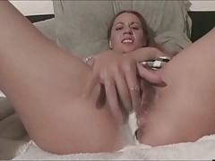 Pussy Cum Overflow (Creamy Cum From a Woman's Vagina)
