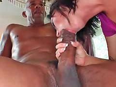 Slutty babe Juelz loves receiving huge black cocks into her cunt