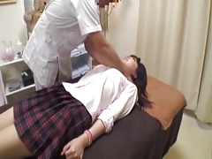 Cannot say to a my mom-(vicious masseur and daughter) 3