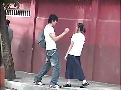 Manila Boy Fucks Manila Schoolgirl