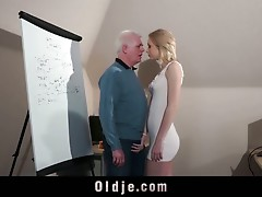 The Impure Professor Anal dance Sex With Juvenile Russ