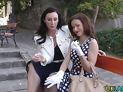 Lesbo brit mother I'd like to fuck fingers