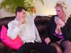 This guy bonks hard his whore mommy in law