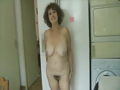 Old bitch mother I'd like to fuck Jenny eating cum of toyboy