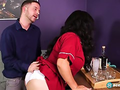 50+ Mother I'd like to fuck Victoria Versaci  Maid Works For Sex