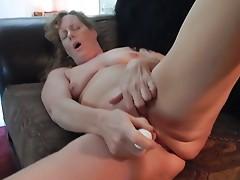 hawt mother I'd like to fuck masturbating to big O