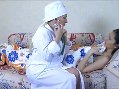 RUSSIAN Older OTTILIA LESB 08