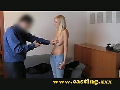 Casting - handjobs all the way  -