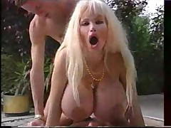Lolo Ferrari Two Melons Wiggled To Orgasm -