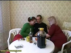 Russian 3 some FFM