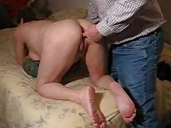 Old Mother Hubbard Getting Fucked By Her Hubby