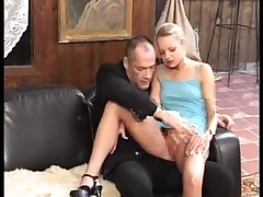 Naughty daughter (German)