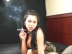 Mika Tan - Smoking F -
