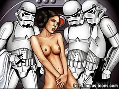 Star wars porn  -