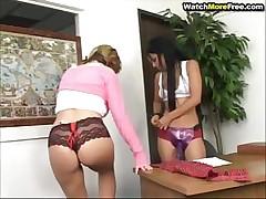 Classroom Girl to Girl