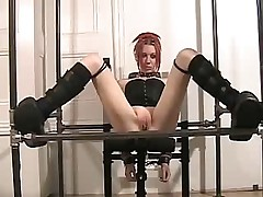 Punker gets Fucked - Fetish sex video -