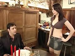 Milka manson - serveuses a la carte by sidraksom  -