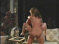 Cock hungry Tyla Wynn stuffs her mouth with hard cock