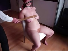 chubby redhead Video13 saggy tits needed torture again