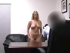 Big Tits Interview