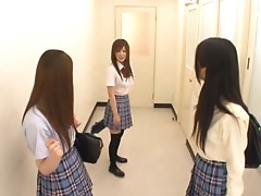 Asian Students Shows Her Slutty Side In Hot Scene