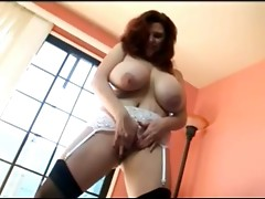 Horny Fat Chubby Ex GF with Big Tits love sucking Cock