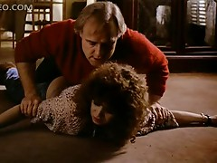Marlon Brando Ass Fucks Sexy Maria Schneider In a Hot Sex Scene