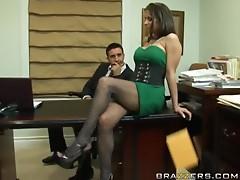 Slutty Agent Rachel Roxxx Has Hardcore Sex With Her Horny Boss