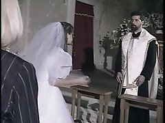 Cheating while getting married