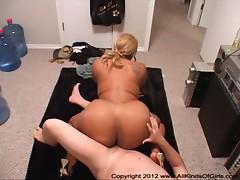 Incredible Anal Big Butt Ebony BBW MILF