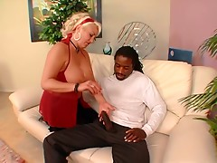 Hot Dana Hayes interracial anal