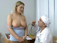 His patient is to be violated in the sexiest way