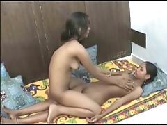 2 Indian girls playing
