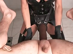 Mistress Huge Strapon Clip