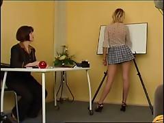 strapon-teacher