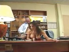 Sexy Arab Mary Lynn Analed at Work