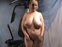 Big Tit Workout