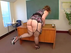 Big Ass Teacher Caught